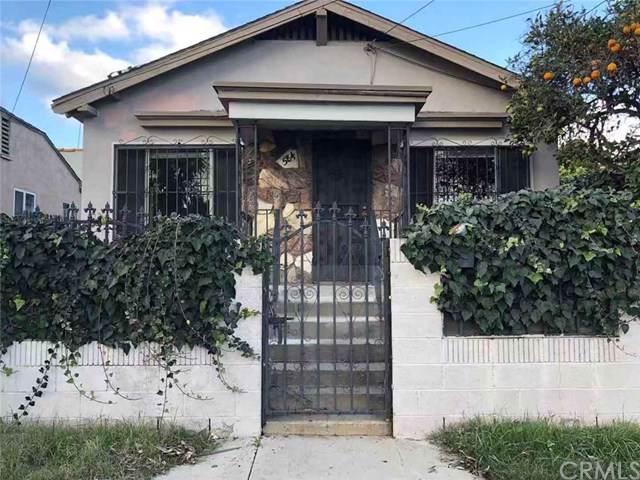 584 W Santa Cruz Street, San Pedro, CA 90731 (#TR20015181) :: RE/MAX Empire Properties