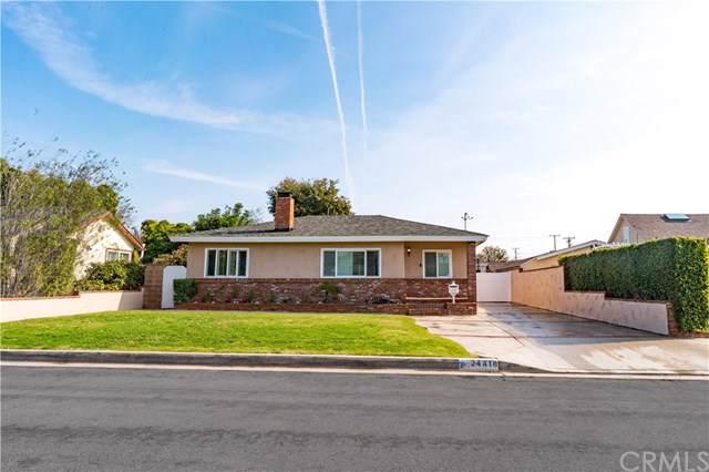 24416 Hendricks Avenue, Lomita, CA 90717 (#SB20015424) :: Frank Kenny Real Estate Team