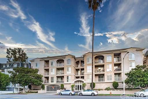 1840 S Beverly Glen Boulevard #301, Los Angeles (City), CA 90025 (#SR20009414) :: The Laffins Real Estate Team