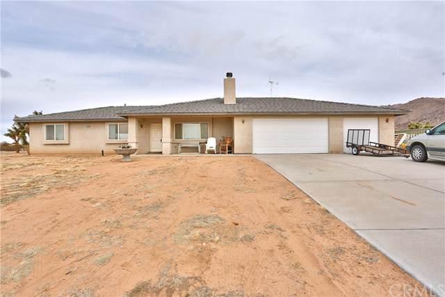 23520 Pala Lane, Apple Valley, CA 92307 (#CV20015090) :: Z Team OC Real Estate