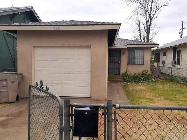 2211 O Street, Bakersfield, CA 93301 (#DW20015247) :: RE/MAX Empire Properties