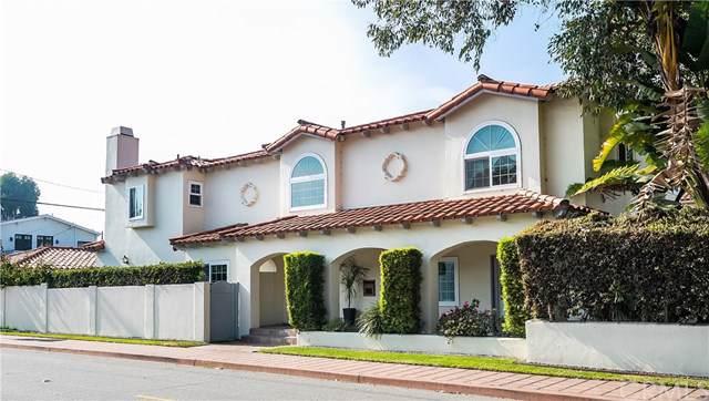 598 36th Street, Manhattan Beach, CA 90266 (#SB20015293) :: Allison James Estates and Homes
