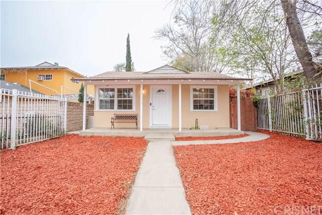 14671 Polk Street, Sylmar, CA 91342 (#SR20014602) :: Sperry Residential Group