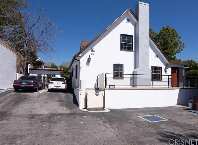 1191 E Walnut Street #101, Pasadena, CA 91106 (#SR20011233) :: The Parsons Team