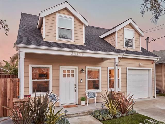 24458 Park Street, Torrance, CA 90505 (#SB20014022) :: Z Team OC Real Estate