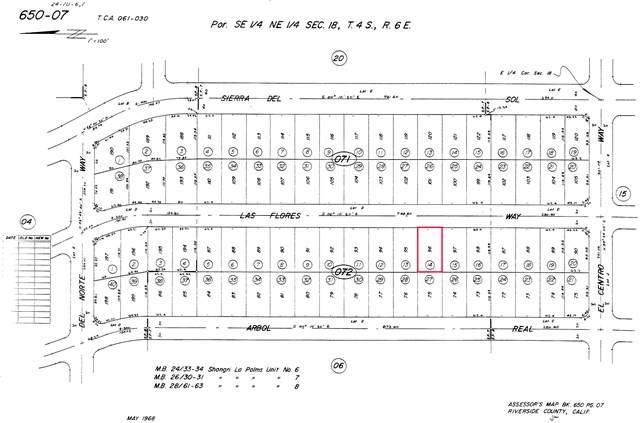 14 Las Flores Way, Thousand Palms, CA 92276 (#219037397DA) :: Sperry Residential Group