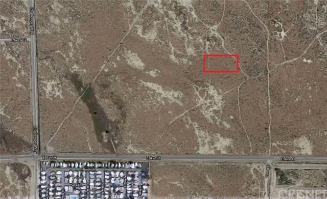 0 Vac/Vic Avenue G8/13 Ste, Lancaster, CA 93535 (#SR20015201) :: Z Team OC Real Estate