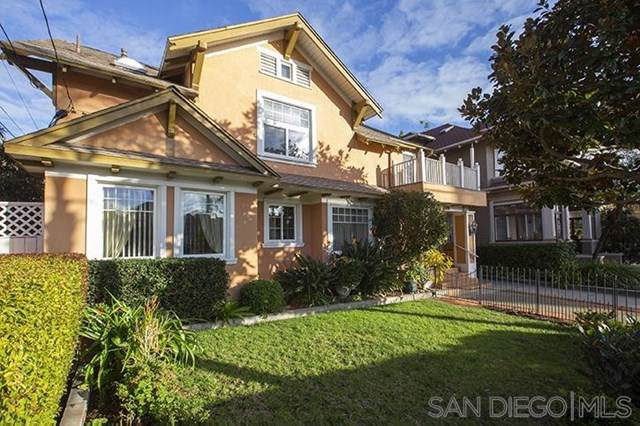 3329 2nd Ave, San Diego, CA 92103 (#200003643) :: Crudo & Associates