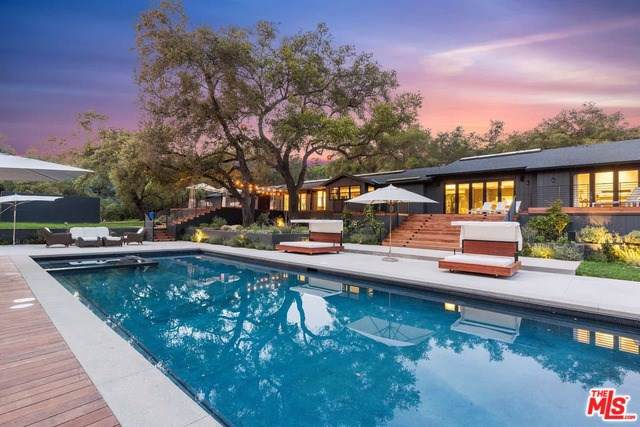 123 Fairview Road, Ojai, CA 93023 (#20546436) :: Sperry Residential Group