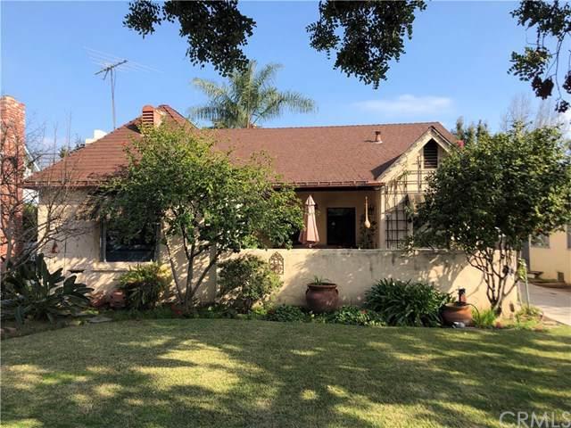 422 N Vinedo Avenue, Pasadena, CA 91107 (#AR20015294) :: RE/MAX Masters