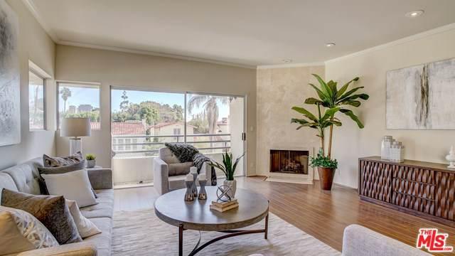 10475 Ashton Avenue #301, Los Angeles (City), CA 90024 (#20546640) :: The Laffins Real Estate Team