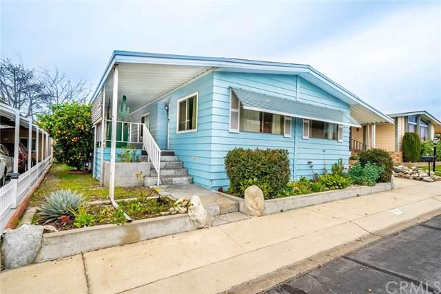 929 E Foothill Boulevard #115, Upland, CA 91786 (#CV20015793) :: Cal American Realty