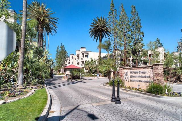 5565 Canoga Avenue #108, Woodland Hills, CA 91367 (#SR20015858) :: The Najar Group