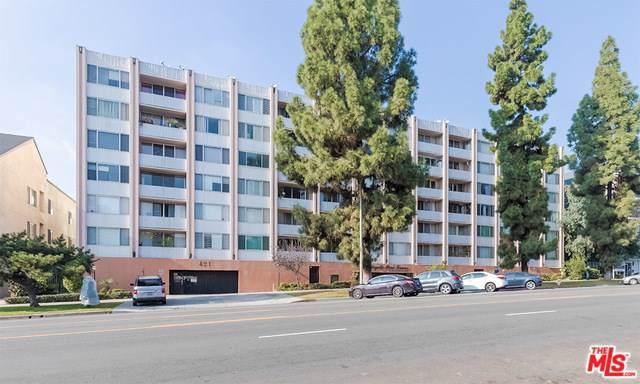 421 S La Fayette Park Place #715, Los Angeles (City), CA 90057 (#20546722) :: Crudo & Associates