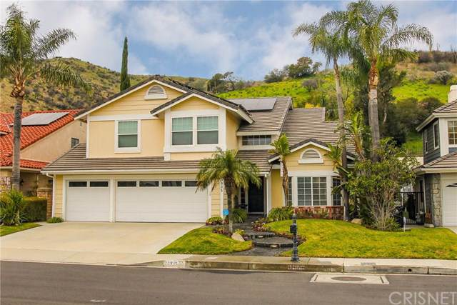 23935 Strathern Street, West Hills, CA 91304 (#SR20014226) :: Sperry Residential Group