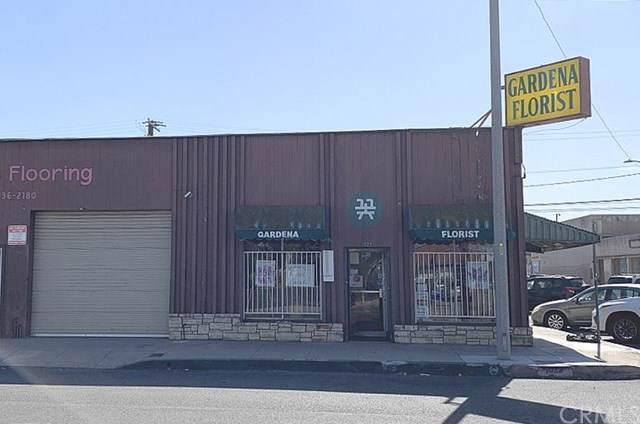 Address Not Published, Gardena, CA 90247 (#SB20016045) :: RE/MAX Masters