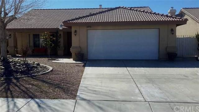 10323 Bella Lane, Adelanto, CA 92301 (#PW20016076) :: Keller Williams Realty, LA Harbor