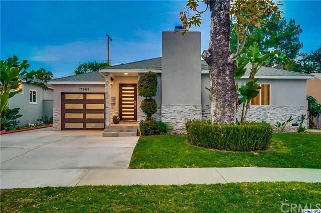 17969 Collins Street, Encino, CA 91316 (#320000287) :: Keller Williams Realty, LA Harbor