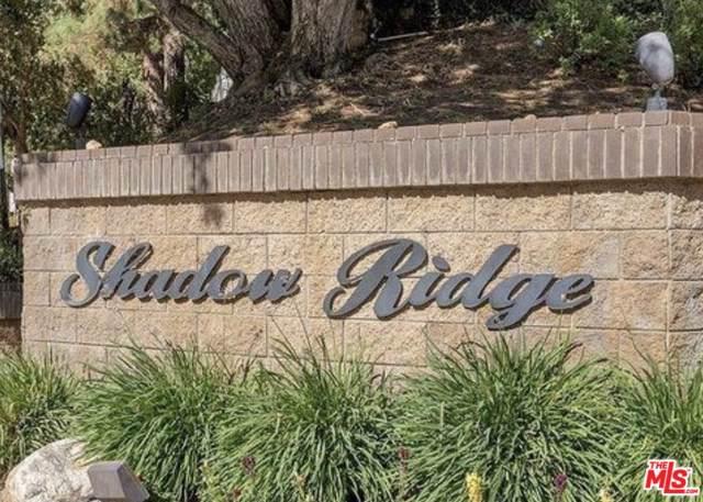 5717 Tascosa Court #103, Oak Park, CA 91377 (#20544024) :: RE/MAX Parkside Real Estate