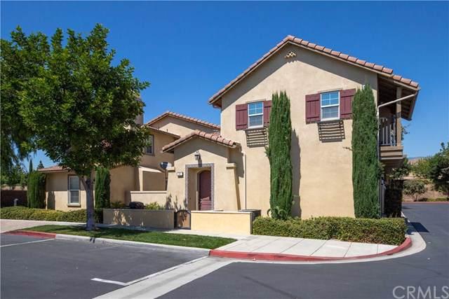 8090 Cornwall Court #51, Rancho Cucamonga, CA 91739 (#IV20013912) :: Doherty Real Estate Group