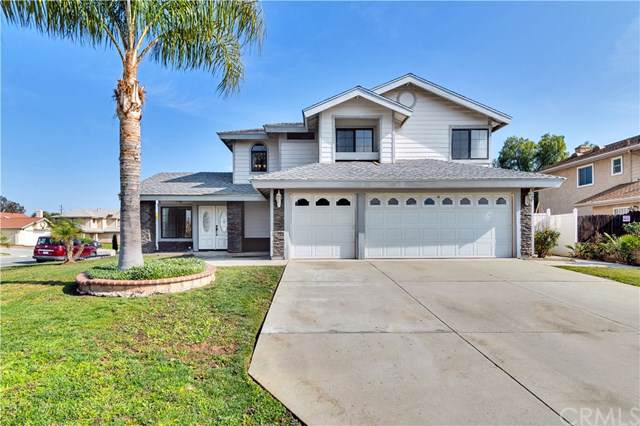 15376 Paseo Carmel, Moreno Valley, CA 92551 (#WS20013241) :: Allison James Estates and Homes