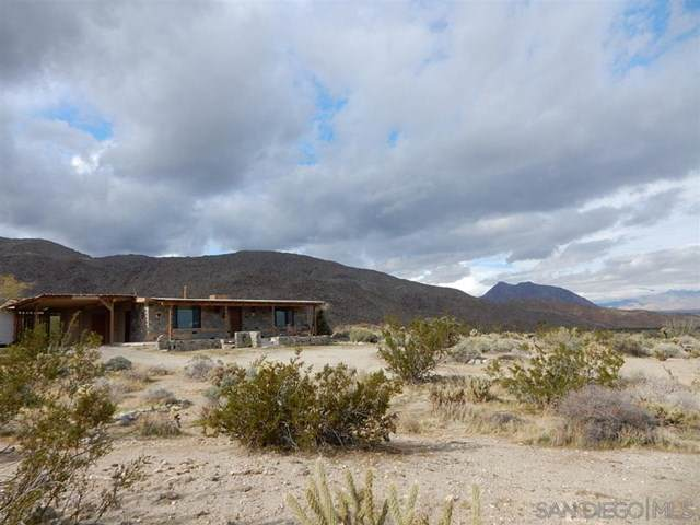 303 Tubb Canyon Rd, Borrego Springs, CA 92004 (#200003715) :: Sperry Residential Group