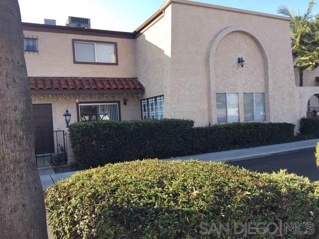 294 Chambers Street #33, El Cajon, CA 92020 (#200003723) :: The Bashe Team