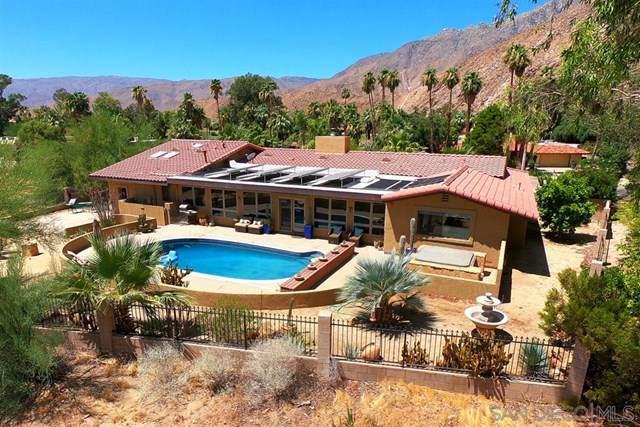 164 Montezuma Rd, Borrego Springs, CA 92004 (#200003727) :: Sperry Residential Group