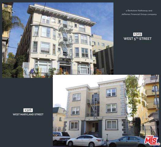 1329 W 5th Street, Los Angeles (City), CA 90017 (#20546850) :: Crudo & Associates