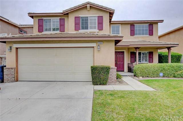 1103 Alexis Lane, Redlands, CA 92374 (#EV20015140) :: A|G Amaya Group Real Estate
