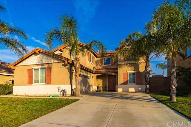 16576 Stonecreek Drive, Fontana, CA 92336 (#CV20014371) :: Twiss Realty