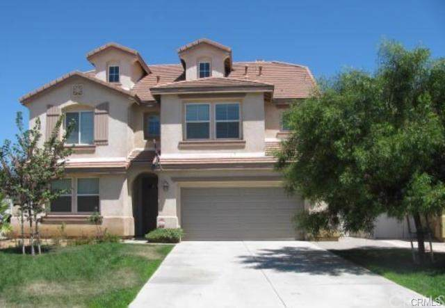 12323 Parkside Circle, Yucaipa, CA 92399 (#TR20016264) :: Team Tami