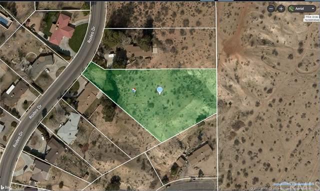 0 Rodeo, Victorville, CA  (#CV20016088) :: The Bashe Team