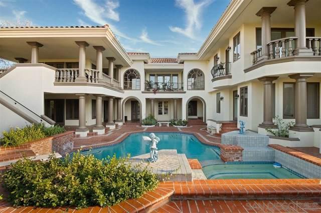 6833 Via Cuesta Mansa Street, Rancho Santa Fe, CA 92067 (#200003750) :: eXp Realty of California Inc.