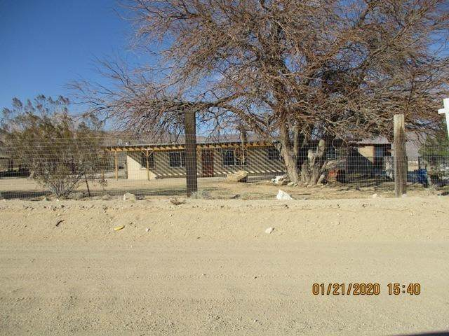 30426 Cove Road, Lucerne Valley, CA 92356 (#521384) :: eXp Realty of California Inc.