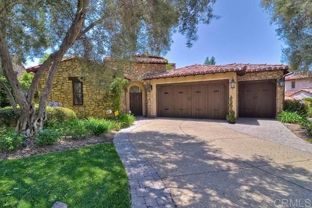 18564 Corte Fresco, Rancho Santa Fe, CA 92091 (#200003774) :: eXp Realty of California Inc.