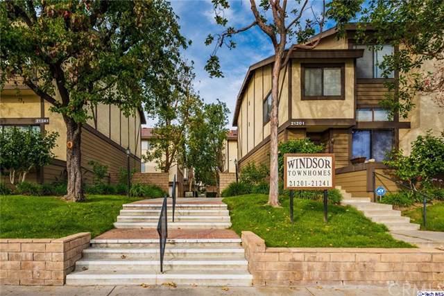 21221 Lassen Street #1, Chatsworth, CA 91311 (#320000302) :: The Laffins Real Estate Team