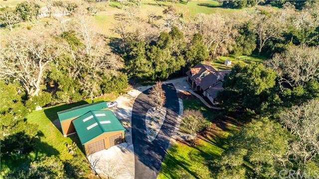 8455 Graves Creek Road, Atascadero, CA 93422 (#NS20014492) :: Sperry Residential Group