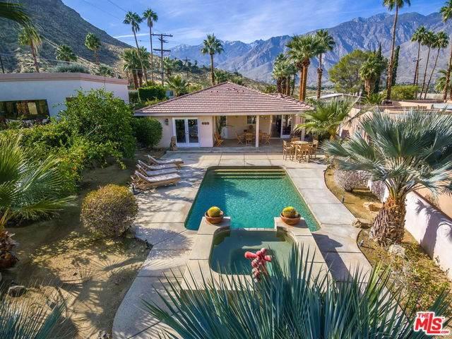 2296 E Smokewood Avenue, Palm Springs, CA 92264 (#20542334) :: eXp Realty of California Inc.