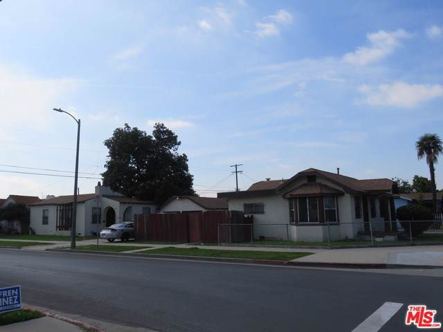 1300 W Gage Avenue, Los Angeles (City), CA 90044 (#20546648) :: Sperry Residential Group