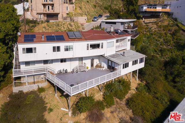 8744 Skyline Drive, Los Angeles (City), CA 90046 (#20545664) :: Sperry Residential Group