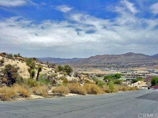 6094 Buena Suerte, Yucca Valley, CA  (#JT20016571) :: Allison James Estates and Homes