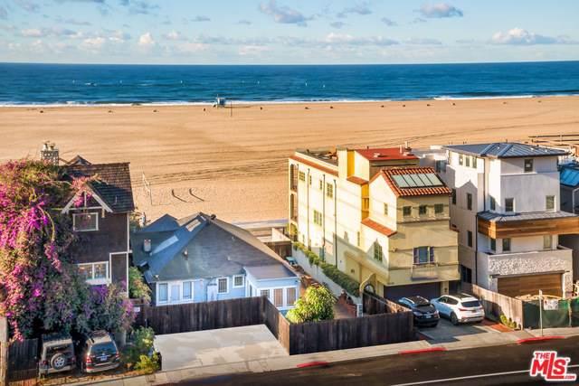 1419 Palisades Beach Road, Santa Monica, CA 90401 (#20545934) :: RE/MAX Masters