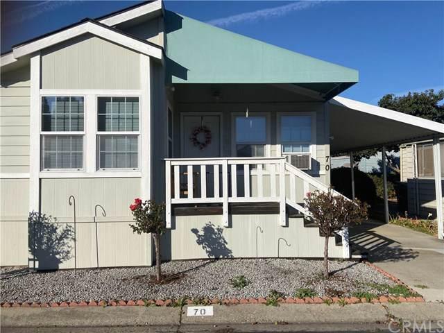 3395 S Higuera Street #70, San Luis Obispo, CA 93401 (#PI20012561) :: Z Team OC Real Estate
