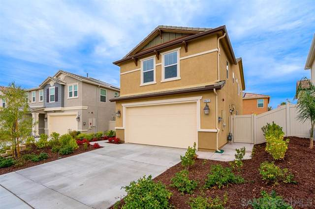 8672 Camden Drive, Santee, CA 92071 (#200003839) :: The Najar Group