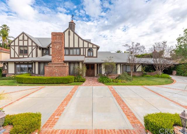 4640 Petit Avenue, Encino, CA 91436 (#SR20016244) :: Keller Williams Realty, LA Harbor
