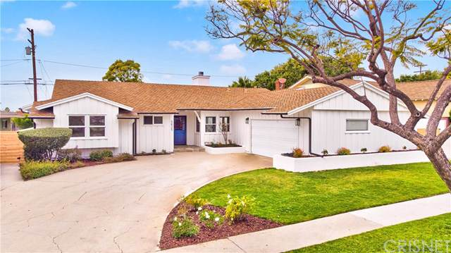 5825 S Garth Avenue, Ladera Heights, CA 90056 (#SR20016713) :: Team Tami