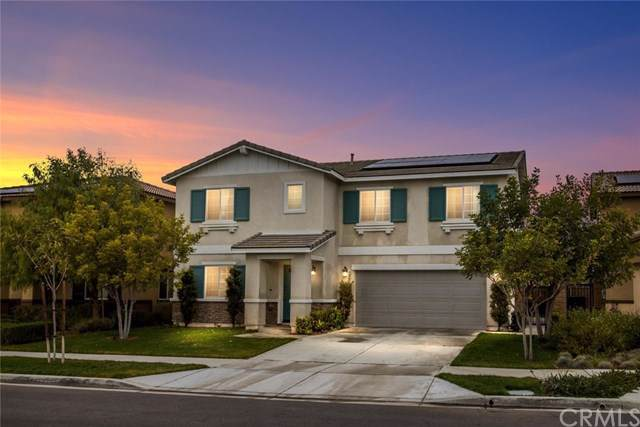 17050 Sugar Hollow Lane, Fontana, CA 92336 (#IV20016087) :: Team Tami
