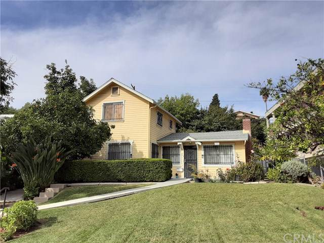5353 Huntington Drive N, El Sereno, CA 90032 (#AR20015645) :: Sperry Residential Group