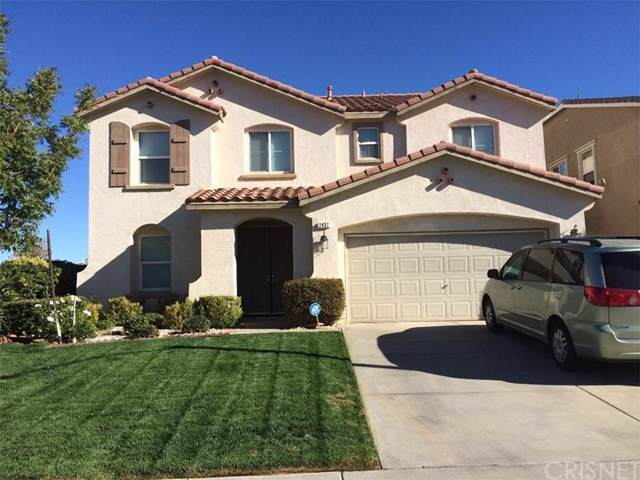 2437 Delicious Lane, Palmdale, CA 93551 (#SR20015810) :: Keller Williams Realty, LA Harbor